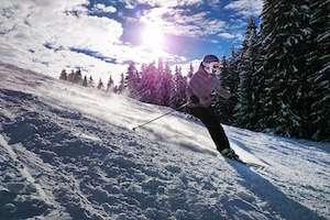 how to avoid skier's knee